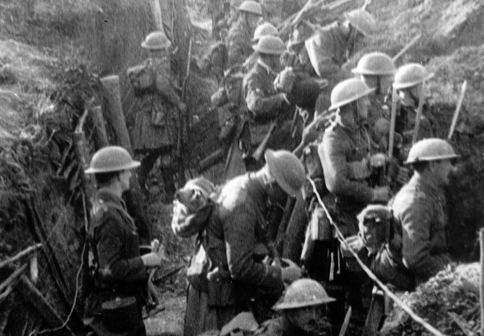 Navidad 1 guerra mundial
